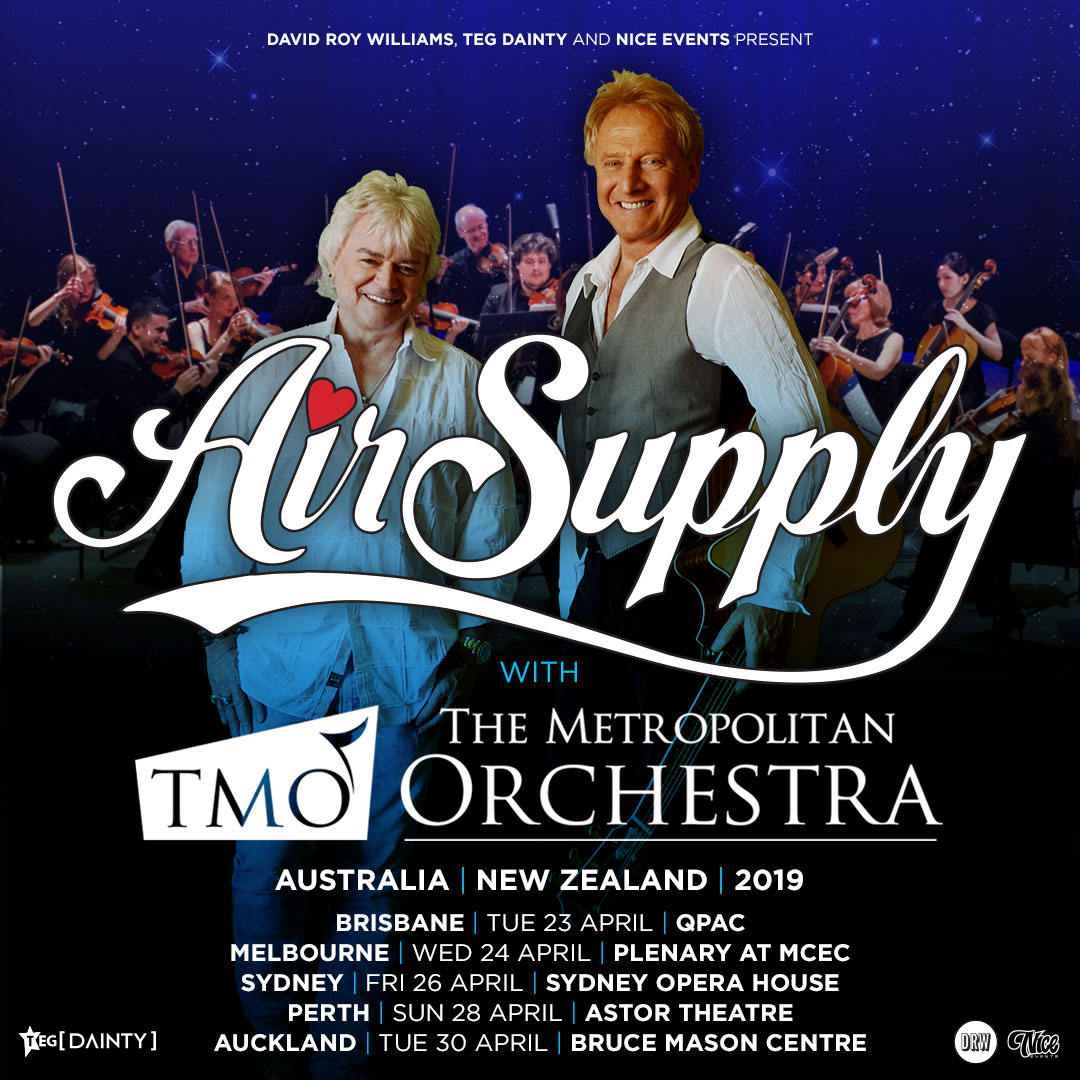 Air Supply with TMO