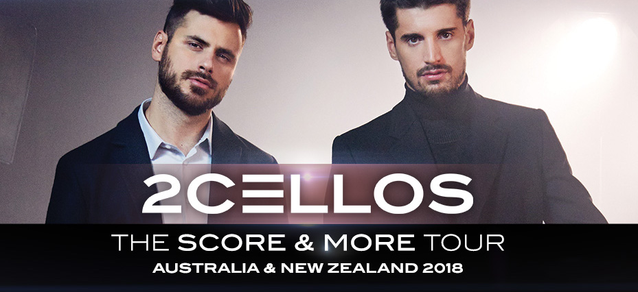 2CELLOS with TMO